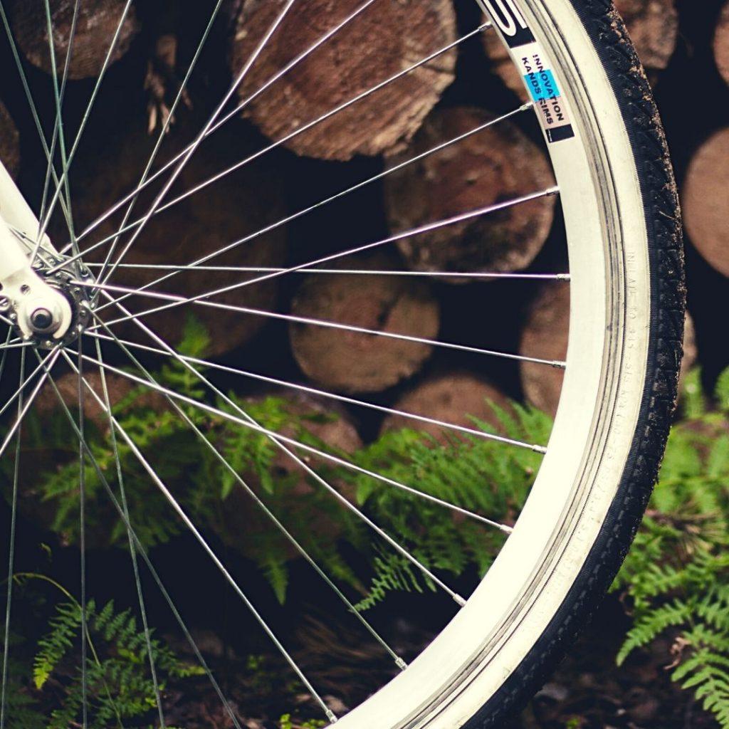 Na miejscu 7 rowerów