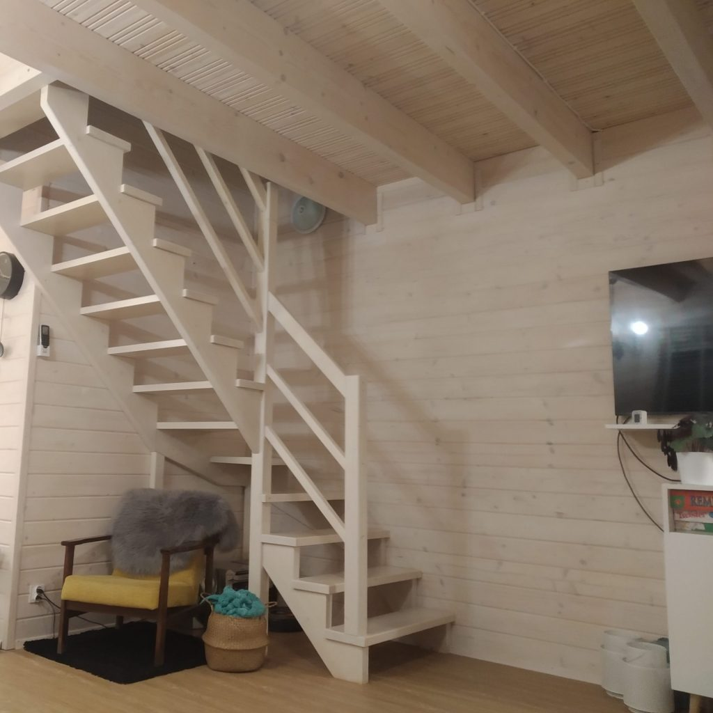 Wejście na piętro